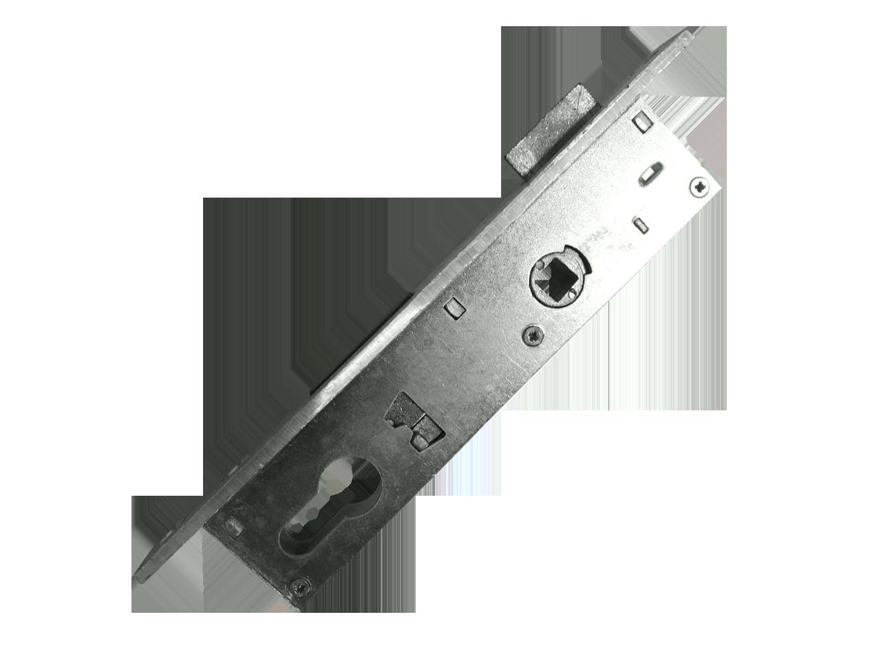 Lock 3.5 for metal door